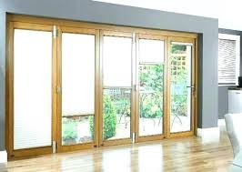patio door blinds home depot sliding glass elegant awesome cordless