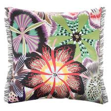 buy missoni home passiflora pillow  t  amara
