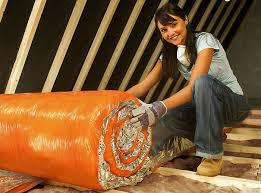 loft insulation bandq. encapsulated glass mineral wool loft insulation bandq