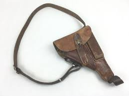 walther pp leather shoulder holster wwii ww2 era legacy collectibles