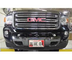 Blue Ox BX1721 For 2015-2018 Chevy Colorado & GMC Canyon Base Plate