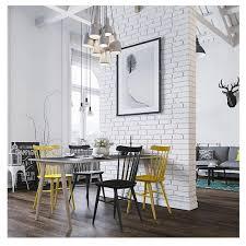 White Brick Wall Interior Design Alluring 1000 Ideas About White White Brick Wall Living Room