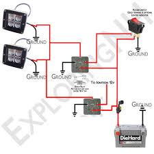 toggle switch wiring diagram 12v wiring diagram dc lighted switch wiring diagram home diagrams