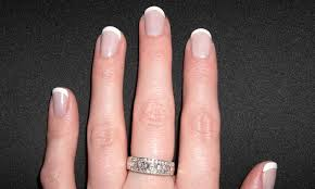 CND Shellac French Manicure with Dashing Diva   Page 2 - PurseForum