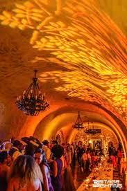 lighting pattern. amber lighting for wedding uplighting pattern wash san francisco bay area h