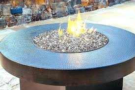 round propane fire pit cover table diy kit outdoor natural stone round propane fire pit