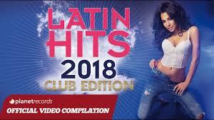 Latin Hits 2018