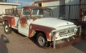 Truck With Attitude: 1964 International Pickup