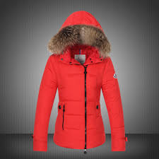 Moncler Bryone Down Jacket For Women Red,moncler parka,moncler sale coats,No  Sale Tax