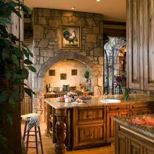 modern french country kitchen.  Country Large Modern Open Concept Kitchen Ideas  Inspiration For A Large  Medium Tone Wood Floor Save Photo French Country Gothic Mountain On Modern Kitchen