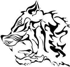 虎のトライバル オメガ さんのイラスト ニコニコ静画イラスト