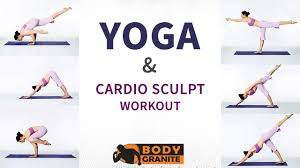 yoga cardio sculpt workout morning yoga workout yoga for weight loss