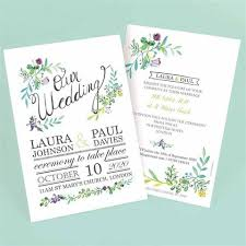 Wedding Invite Wording And Etiquette Wedding Planning Hitched Co Uk