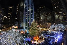 christmas tree lighting chicago. APTOPIX Rockefeller Center Tree Christmas Lighting Chicago