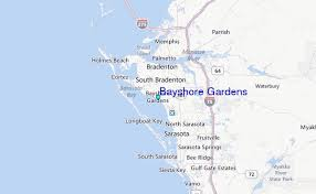 Bayshore Gardens Tide Station Location Guide