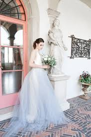 blue wedding dresses bridal style trendy bride magazine