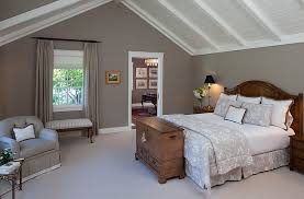 Attractive Decorate Rooms Slanted Ceiling Design Ideas