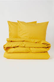 duvet covers yellow
