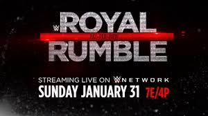 WWE Royal Rumble 2021 - CARTELERA FINAL | #RoyalRumble Match Card - YouTube