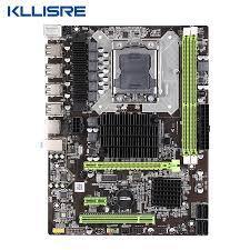 Kllisre <b>X58 LGA 1366</b> motherboard support REG ECC server ...