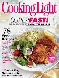 Cooking Light Magazine Cancel Subscription Cooking Light Magazine Only 19 99 2 Years Best Deal