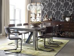 industrial look dining tables. love the eclectic look? dining room design. boston table industrial look tables