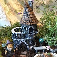 fairy garden castle. Castle Fairy Home Garden N