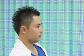 Hairstyles Thai ทรง ผม โม ฮ อก ชาย สน