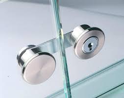glass door lock glass door cam lock for double doors sliding glass door lock repair
