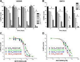 Oncotarget Metformin As A New Anti Cancer Drug In
