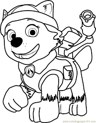 Small Picture Paw Patrol Pictures to Colour and Free Coloring Pages