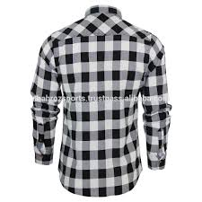 Long Sleeve Designer Shirts Custom Logo 100 Cotton Checks Fabric Long Sleeve Dress Latest Shirt Designs For Men Wholesales Check Shirts Buy Designer Check Shirts For Men New