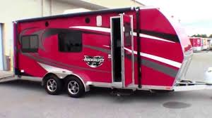 2016 livin lite quicksilver vrv 7 x 20 toy hauler only 3 400 pounds you