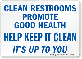 Keep Clean Toilet Signs  GetpaidforphotoscomPrintable Keep Bathroom Clean Signs