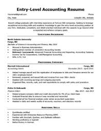 Accounting Cpa Resume Sample Resume Companion