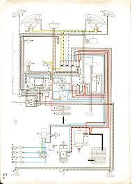 vw wiring diagrams 1962 1965 usa