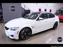 white bmw with black rims. Wonderful Black 2016 BMW M3 Like New In Alpine WhiteBlack W Only 2150 Miles  And White Bmw With Black Rims I