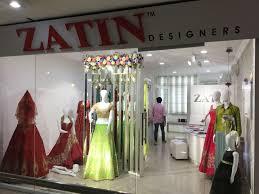 Zatin Designers Sarees Zatin Designers Ernakulam Bazar Women Party Wear