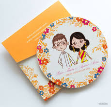 Weding Card Designs 35 Creative And Unusual Wedding Invitation Card Design Ideas