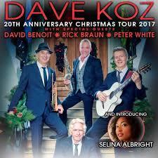 Dave Koz 20th Anniversary Christmas Tour - Mesa, Arizona - Phoenix ...