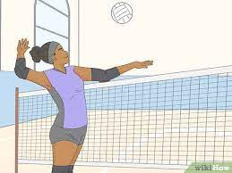 5 ways to be good at volleyball wikihow