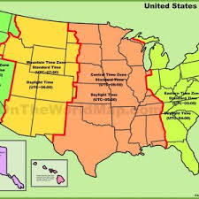 Us Time Central Archives Coliga Co Best Us Time Zones Map Indiana