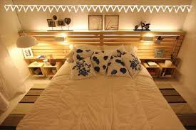 shipping pallet furniture ideas. Pallet Headboard Plans Shipping Furniture Ideas