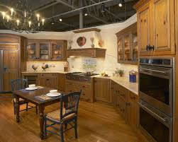 Fine Kitchen Design Ideas Country Style Image Of In Decorating