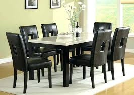 dining tables marble top dining tables table set with 8 chairs din