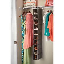 5 shelf closet organizer magnificent closetmaid 10 shelf closet hanging organizer reviews