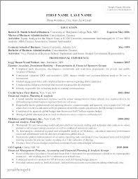 Banking Resume Samples Banker Resume Format Business Banker Resume Examples Elegant Banking