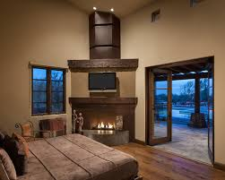 master bedroom ideas with fireplace. Plain Fireplace 21 Impressive Master Bedroom Design Ideas With Fireplaces With Fireplace L
