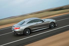 Mercedes S-Class Coupe Throws an (Active) Curve 2015 S-Class Coupe ...