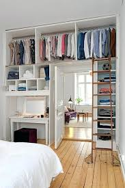 ideas para closet sin 0 de closets pequenos